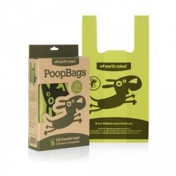 EARTH RATED Poop Bags Woreczki 8x15szt