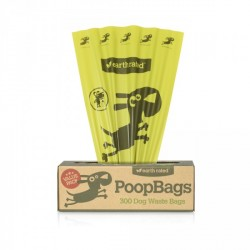 EARTH RATED Poop Bags Reklamówki lawendowe