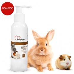 OVER ZOO Szampon dla gryzoni i królików 125ml