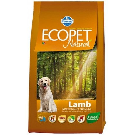 FARMINA ECOPET Natural Mini Adult Lamb