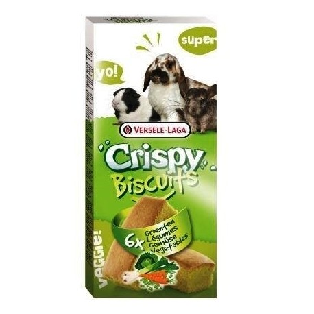 VERSELE LAGA Crispy Biscuits Vegetables