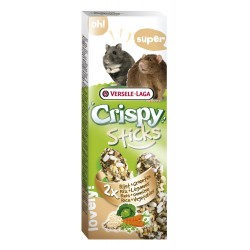VERSELE LAGA Crispy Sticks Rice&Vegetables 110g