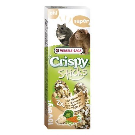 VERSELE LAGA Crispy Sticks Rice&Vegetables