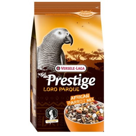 VERSELE LAGA Prestige Premium African Parrot Loro Parque Mix