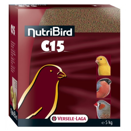 VERSELE LAGA NutriBird C15 Maintenance