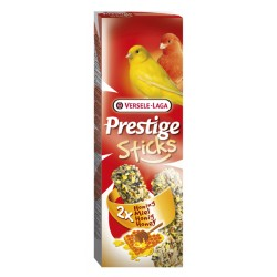 VERSELE LAGA Prestige Sticks Canaries Honey 60g