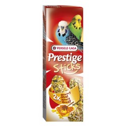 VERSELE LAGA Prestige Sticks Budgies Honey 60g