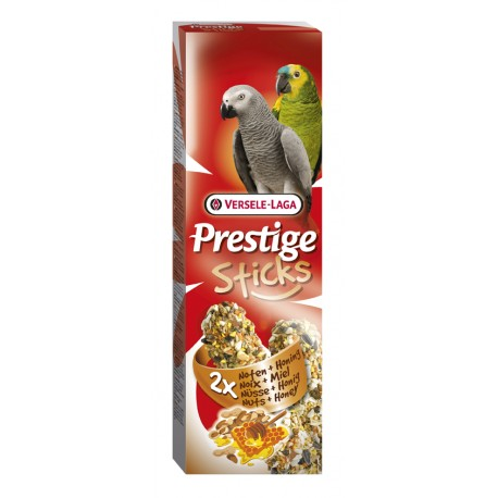 VERSELE LAGA Prestige Sticks Parrots Nuts & Honey
