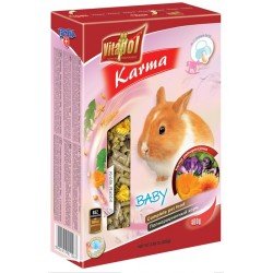 VITAPOL Pokarm junior dla królika 400g