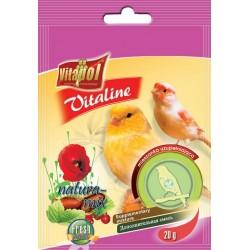 VITAPOL Vitaline mix natura dla kanarka 20g