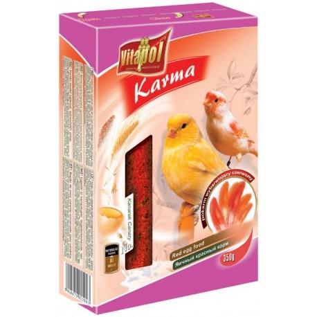 VITAPOL Pokarm wybarwiający dla żółtych kanarków 350g
