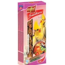 VITAPOL Smakers owocowy dla papużki falistej 2szt.