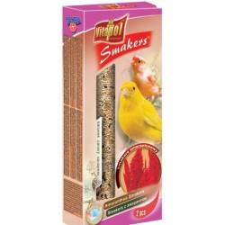 VITAPOL Smakers biszkoptowy dla kanarków 2szt