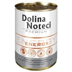 DOLINA NOTECI Dog Energy puszka
