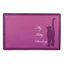 TRIXIE Podkładka pod miseczki My Kitty Darling dla kota