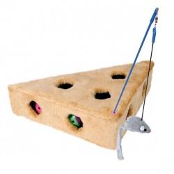 TRIXIE Zabawka Bębenek sizalowy
