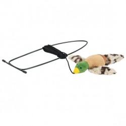 TRIXIE Zabawka Myszka piszcząca na futrynę