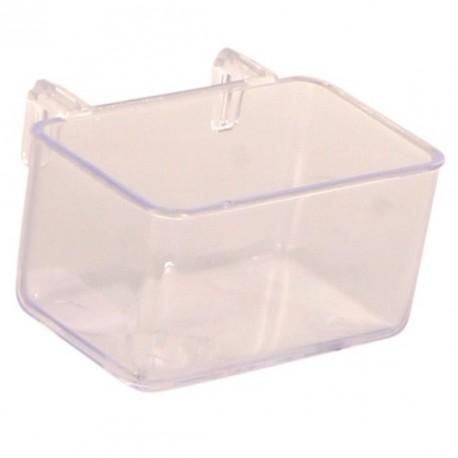 TRIXIE Karmidło plastikowe z żerdką