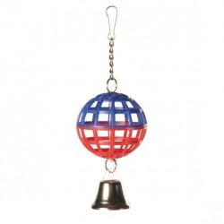 TRIXIE 3 piłki z dzwonkiem