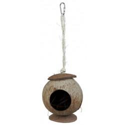 TRIXIE Domki z łupin kokosowych 3szt