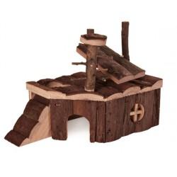 TRIXIE Domek z labiryntem Leif
