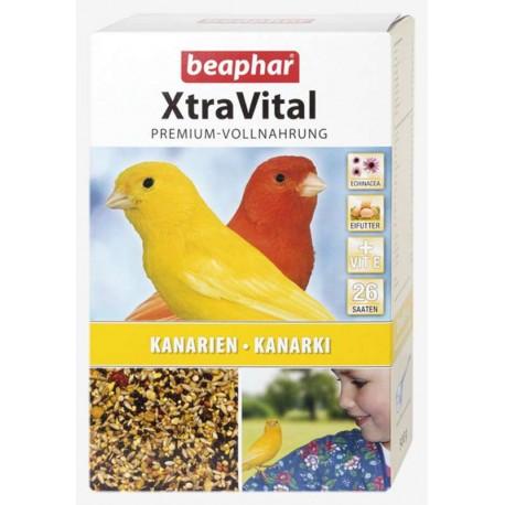 BEAPHAR XtraVital Canary pokarm dla kanarków 500g