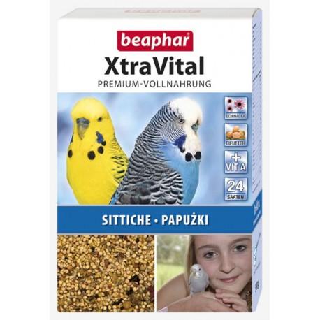 BEAPHAR XtraVital dla papużek małych 500g