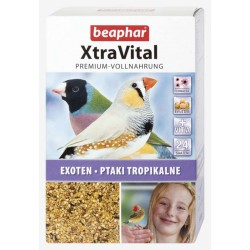 BEAPHAR XtraVital pokarm dla ptaków egzotycznych 500g