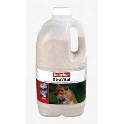 BEAPHAR XtraVital Piasek dla myszoskoczka 1,3kg