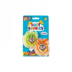 FAT CAT Dust Bunnies 2szt.