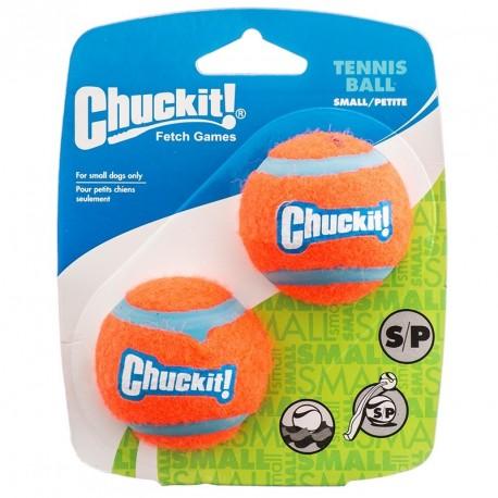 CHUCKIT! Zestaw piłek Tennis Ball 2szt