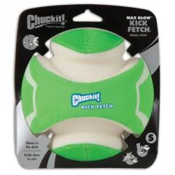CHUCKIT! Piłka Kick Fetch Max Glow