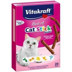 VITAKRAFT CAT Best of Cat Stick Mini 20szt