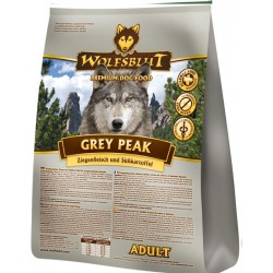 WOLFSBLUT Adult Grey Peak z koziną i batatami