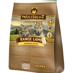 WOLFSBLUT Puppy Range Lamb 15kg