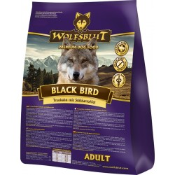 WOLFSBLUT Adult Black Bird