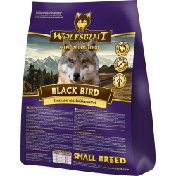 WOLFSBLUT Adult Small Breed Black Bird