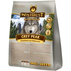 WOLFSBLUT Adult Small Breed Grey Peak