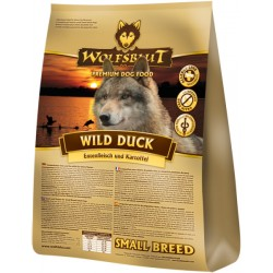 WOLFSBLUT Adult Small Breed Wild Duck
