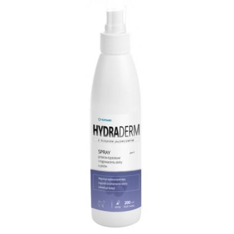 EUROWET Hydra-derm spray 200ml