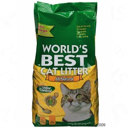 World's Best Cat Litter 3kg