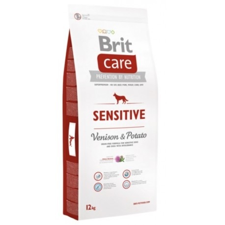 BRIT Care Dog Adult Sensitive Vension&Potato