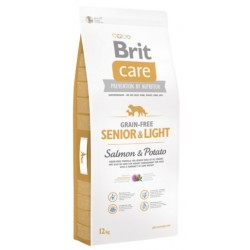 BRIT Care Dog Grain Free Senior&Light Salmon&Potato