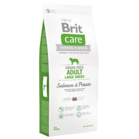 BRIT Care Dog Grain Free Large Breed Salmon&Potato