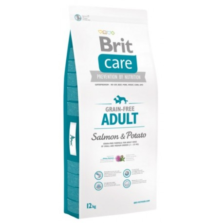 BRIT Care Dog All Breed Salmon & Potato