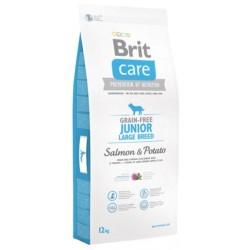BRIT Care Dog Grain Free Junior Large Breed Salmon&Potato