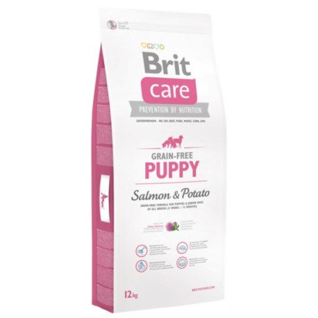 BRIT Care Grain-free Puppy Salmon&Potato