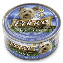 PRINCE DOG Premium Kurczak z żeń-szeniem i miodem 170g puszka