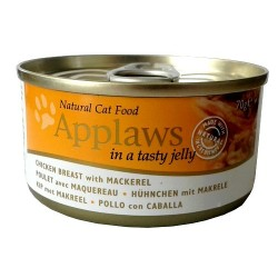 APPLAWS CAT Filety 70g puszka
