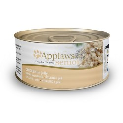 APPLAWS CAT Filety w galaretce 70g puszka